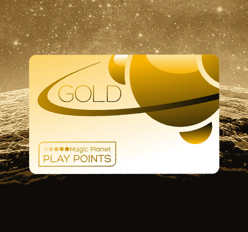 Play Points VIP Gold Card