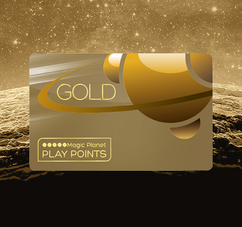 Play Points Gold Card