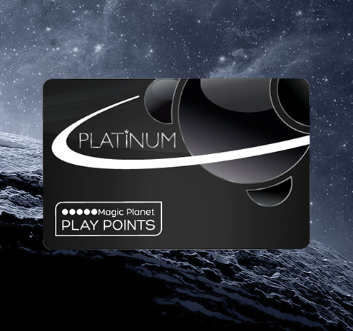 Play Points Platinum Card
