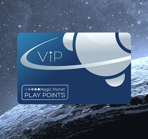 Play Points VIP Silver Card