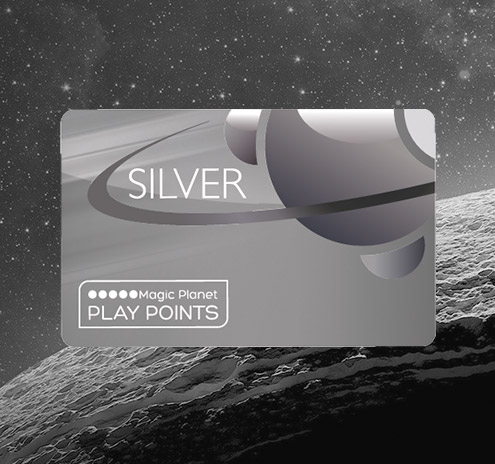 Play Points Silver Card